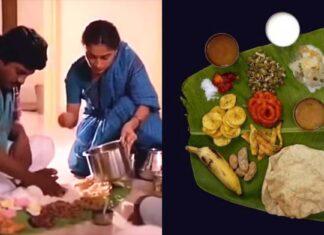Tamil food culture