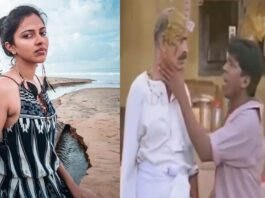 Amala Paul reacts to comment